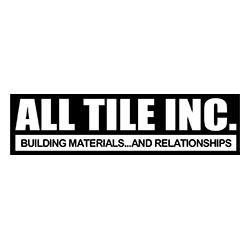 All Tile Vinyl Flooring Logo at Fargo Linoleum