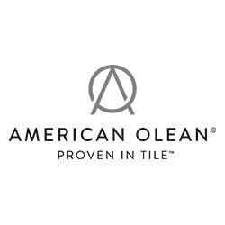 American Olean Tile Ceramic Flooring Logo at Fargo Linoleum