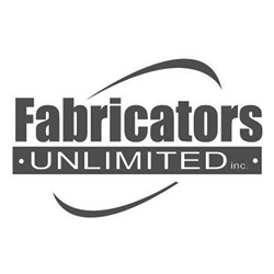 Fabricators Unlimited Countertops Logo at Fargo Linoleum