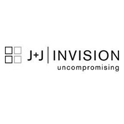 J+J Invision Flooring Group Logo at Fargo Linoleum