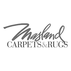 Masland Carpet and Rugs Logo at Fargo Linoloeum
