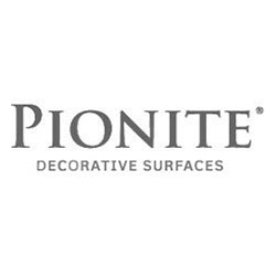 Pionite Countertops Logo at Fargo Linoleum