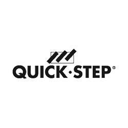 QuickStep Laminate Flooring Logo at Fargo Linoleum