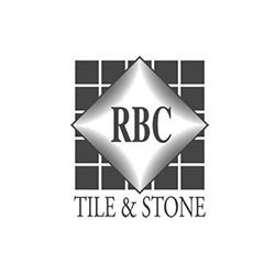 RBC Tile and Stone Ceramic Flooring Logo at Fargo Linoleum