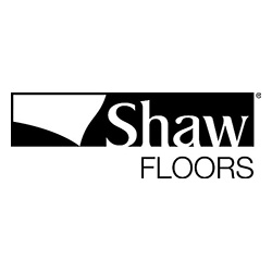 Shaw Floors Hardwood Flooring Logo at Fargo Linoleum