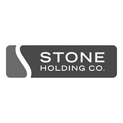 Stone Holding Co. Countertops Logo at Fargo Linoleum