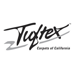 TUFTEX Carpets Logo at Fargo Linoleum