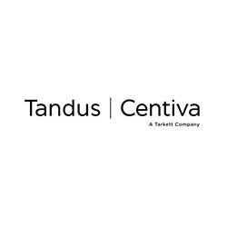 Tandus Centiva Vinyl Flooring Logo at Fargo Linoleum