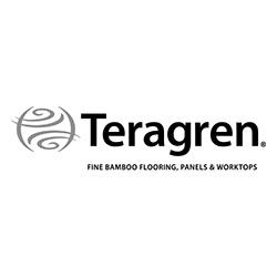 Teragren Wood Flooring Logo at Fargo Linoleum