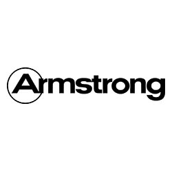 Armstrong Wood Flooring Logo at Fargo Linoleum