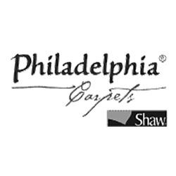 Philadelphia Carpets Logo at Fargo Linoleum