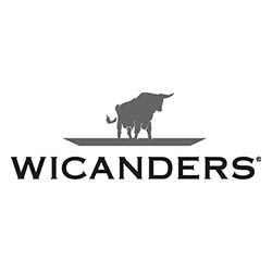Wicanders Wood Flooring Logo at Fargo Linoleum